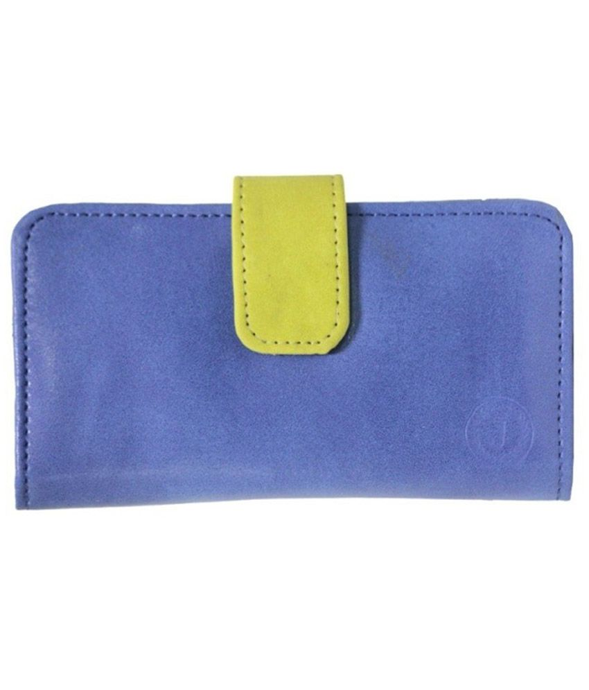 Jo Jo Pouch For Spice QT-68 - Blue
