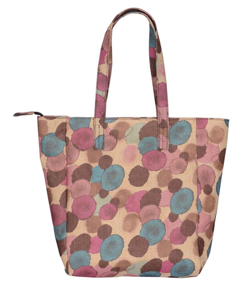 Fashionberg Multicolour Hand Bag