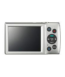 Canon IXUS 175 20.0 MP Digital Camera (Silver)