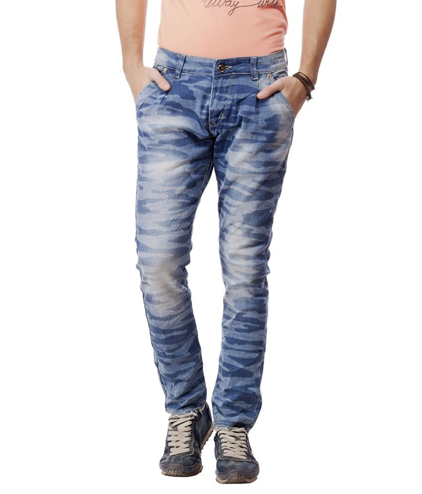e6d5b0ac7a70 Jimmy And Jordan Blue Slim Fit Jeans - Buy Jimmy And Jordan Blue Slim Fit  Jeans Online at Best Prices in India on Snapdeal