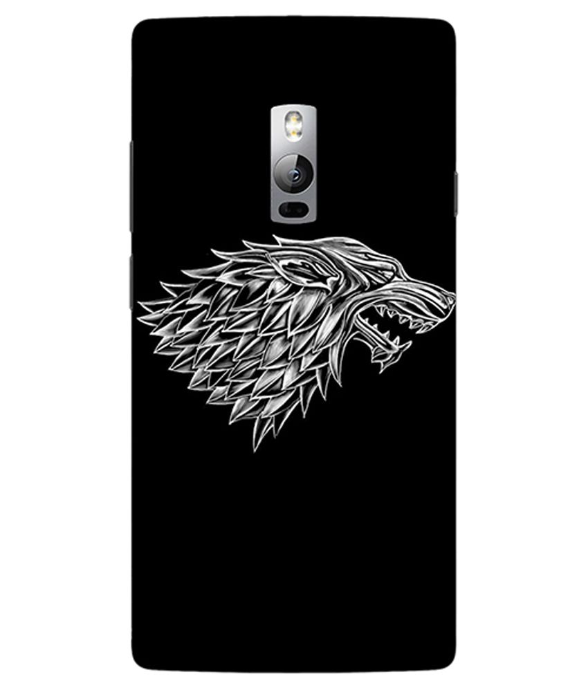 newest collection 3211a f5316 Jugaaduu Game Of Thrones Got House Stark Back Cover For Oneplus 2 ...