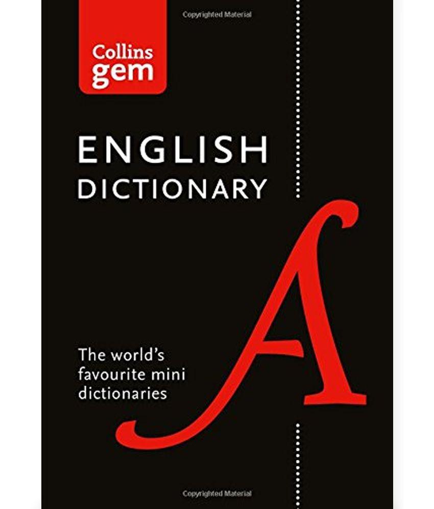 Collins Gem - Collins Gem English Dictionary