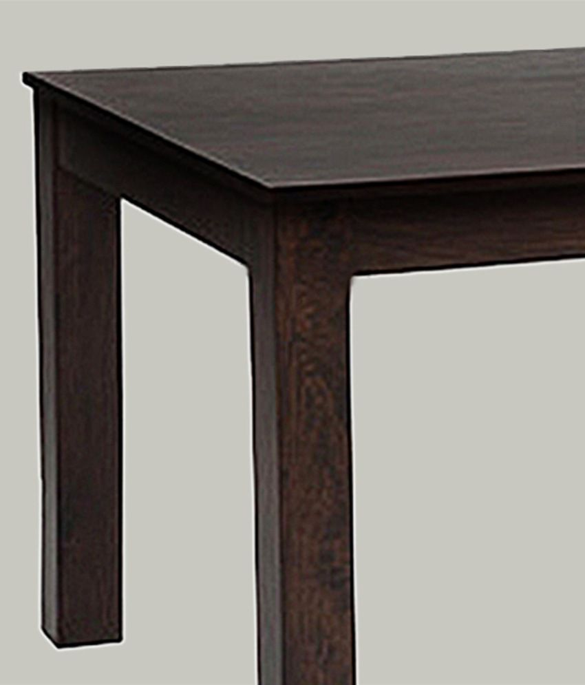 ... Ethnic India Art Vienna 6 Seater Sheesham Wood Dining Set With Table ...