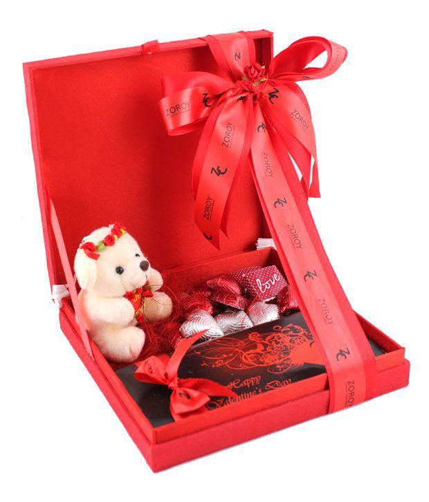 Zoroy Luxury Chocolate Chocolate Box Valentines Day Love Gift 700 Gm