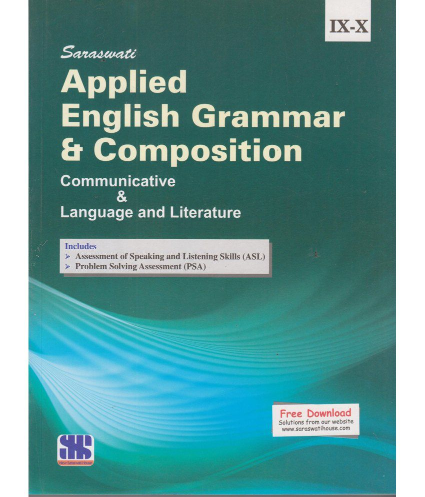 Applied English Grammar & Composition 9th-10th