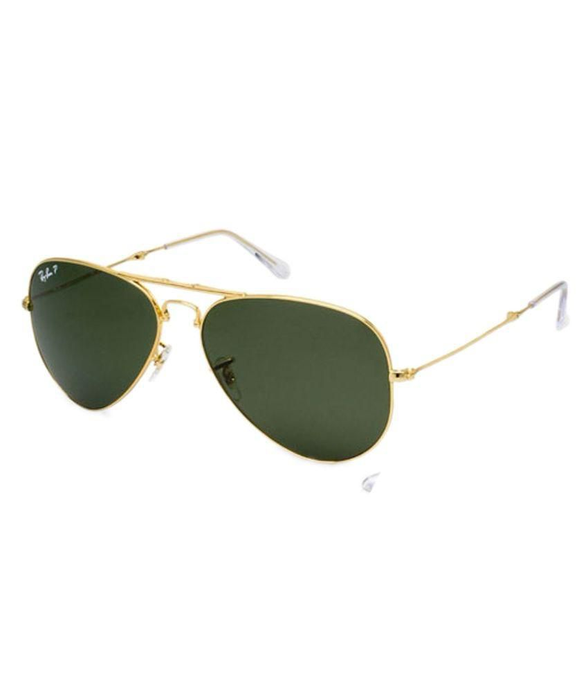 658d45c478c Ray-Ban Green Aviator Sunglasses (RB3479 001 58 58-14) - Buy Ray-Ban Green Aviator  Sunglasses (RB3479 001 58 58-14) Online at Low Price - Snapdeal
