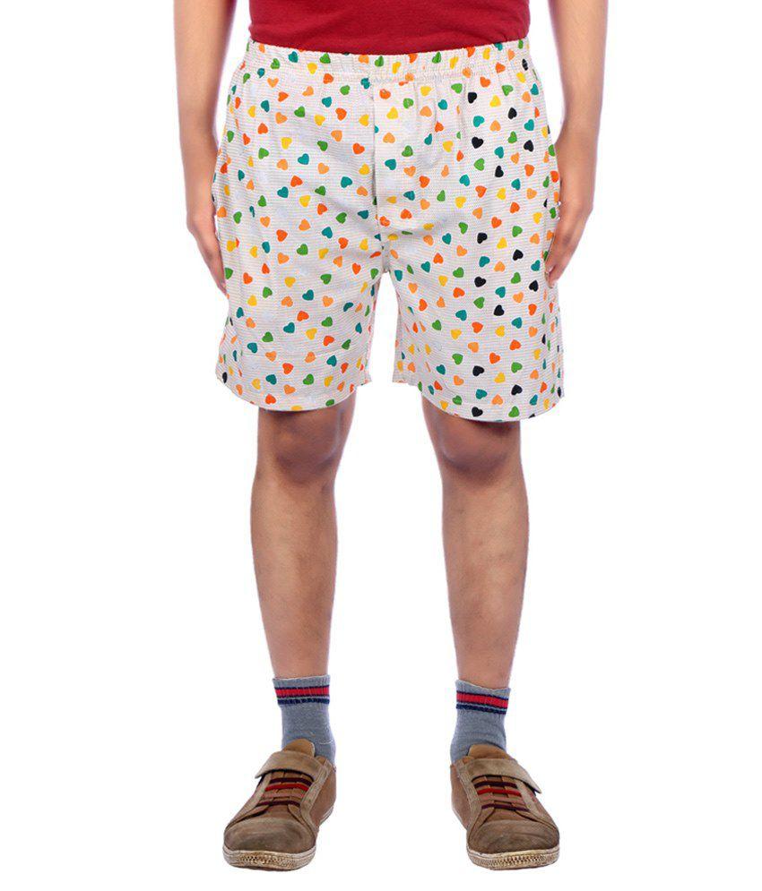 Aaduki Multicolour Shorts