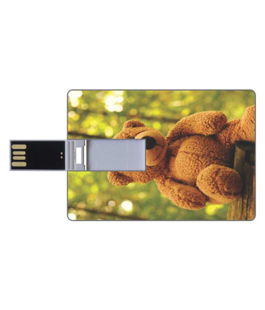 Design Worlds 16 Gb Pen Drives Multi