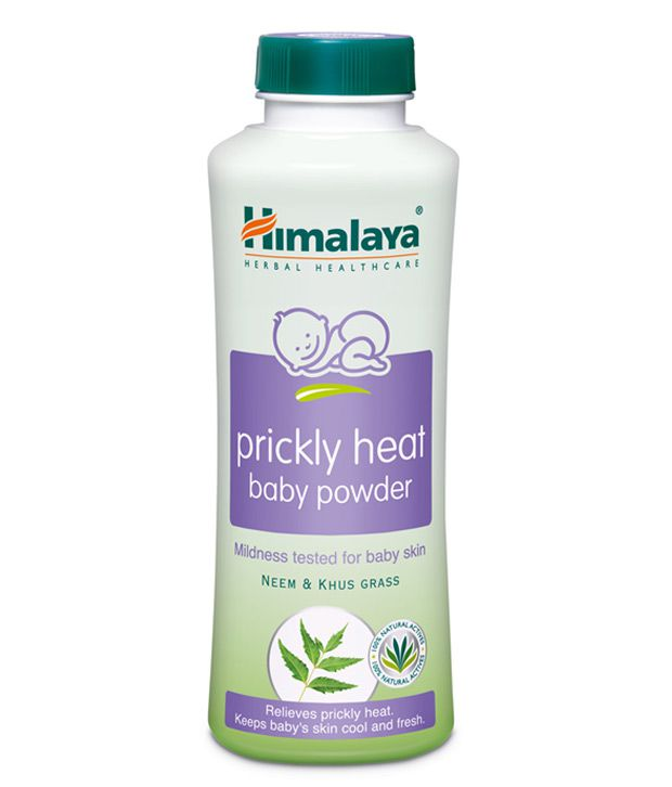 Himalaya Prickly Heat Baby Powder - 50gm
