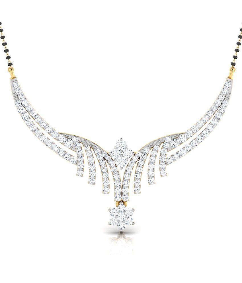 Diamond Plus 18 Kt Gold Manglasutra