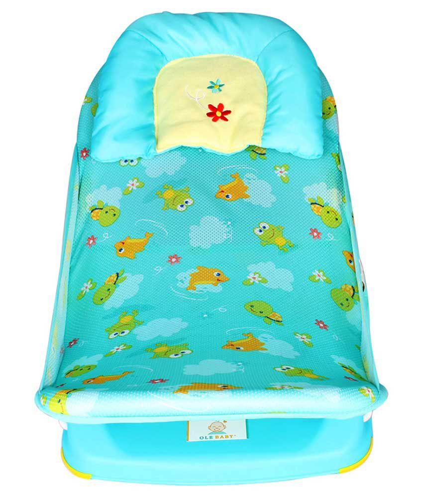 Ole Baby Bather Cum Baby Bath Seat (0-6 Months): Buy Ole ...
