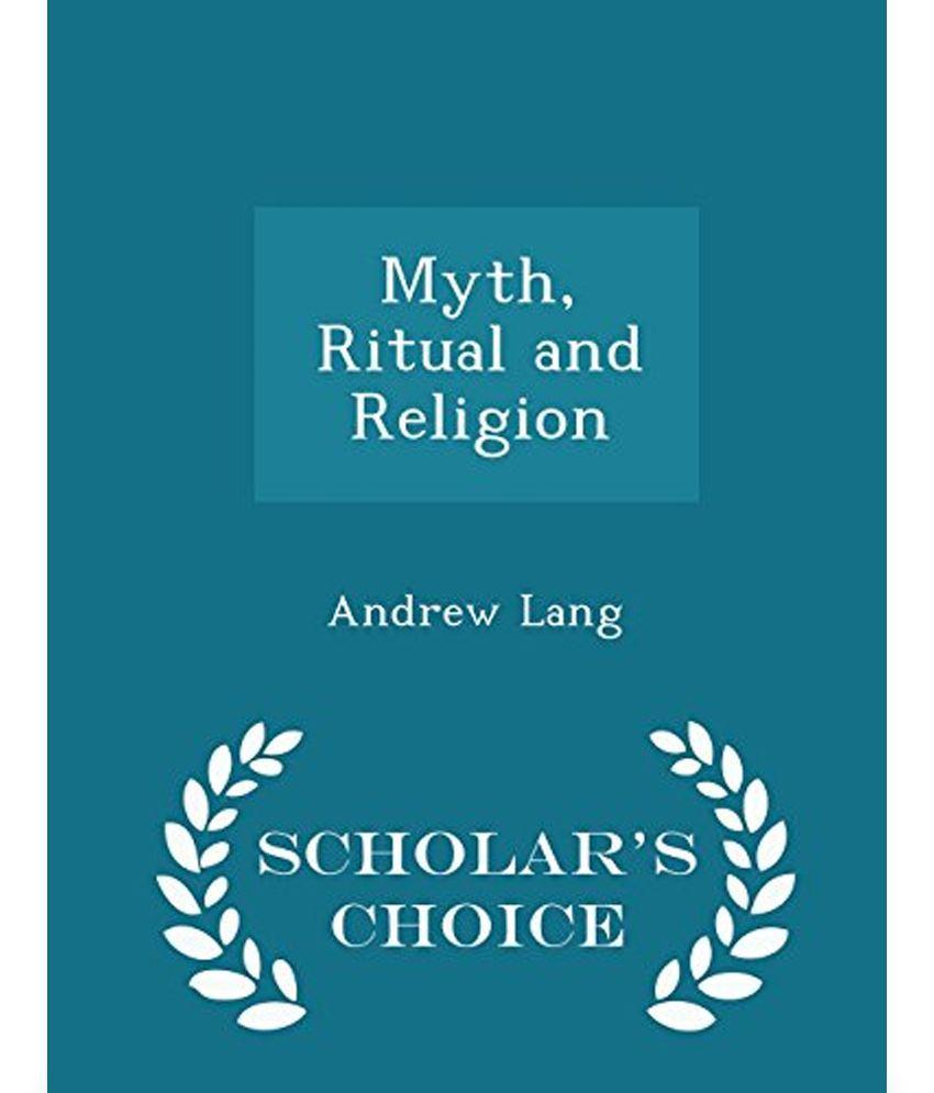 ritual and religion