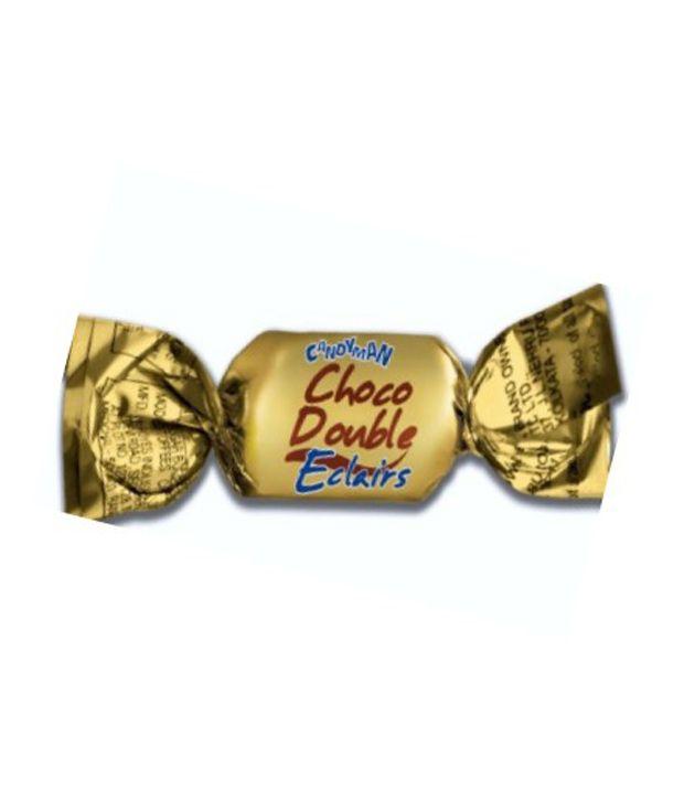 candyman choco double eclairs 400g