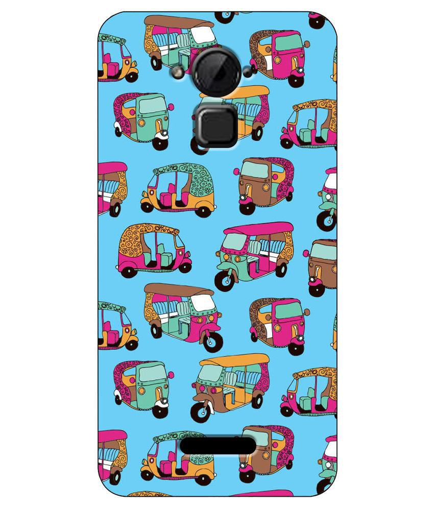 Coolpad Note 3 Printed Case by Zapcase