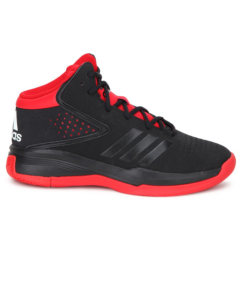 7b0a2fa32d88 Adidas Cross Em 4 Black Basketball Sports Shoes - Buy Adidas Cross ...