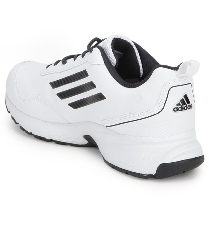 5c526ef7e161 Adidas Lite Primo Syn White Running Sports Shoes - Buy Adidas Lite ...