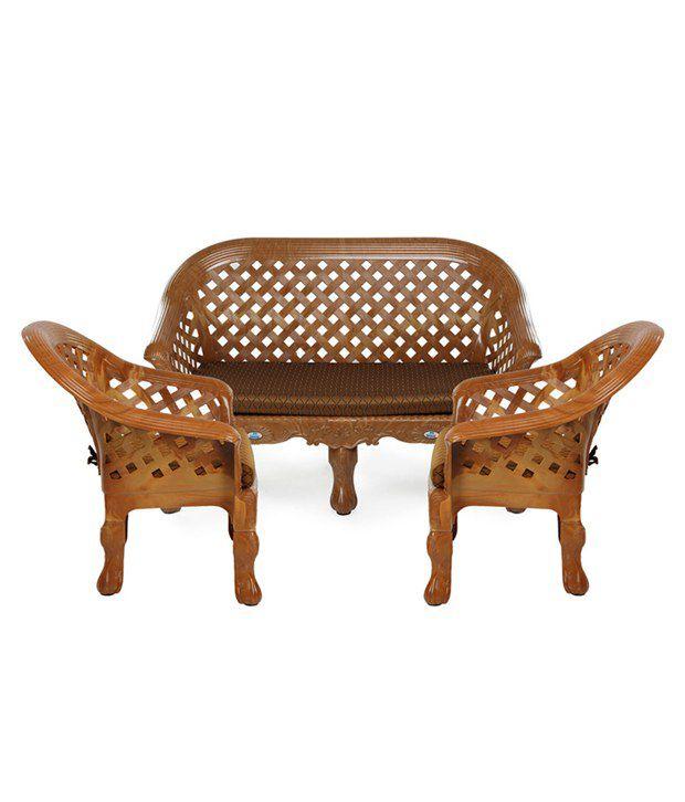 Nilkamal Luxura 2 1 1 Sofa Set Buy Nilkamal Luxura 2 1 1 Sofa Set Online At Best Prices In India On Snapdeal