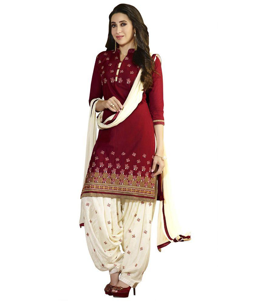 Salwar Kameez India : Buy Salwar Suit Online India