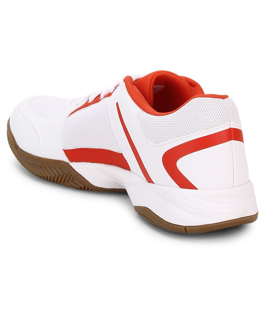 292f3ee3e340 Puma Veloz Indoor Ii White Badminton Sports Shoes - Buy Puma Veloz ...