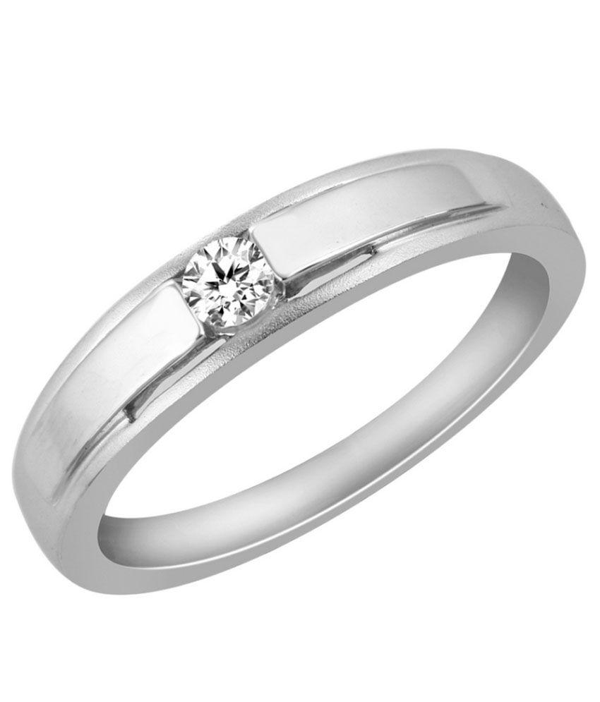 Atjewel 18kt Diamonds Gold Ring