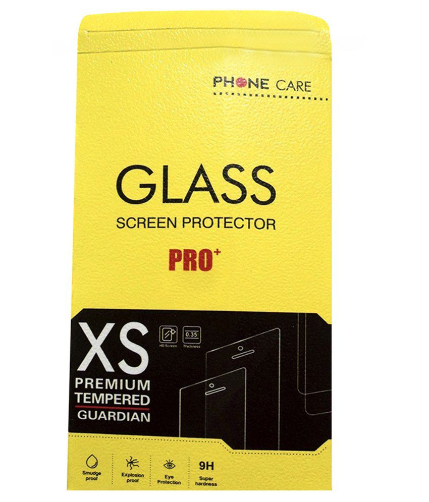 Oppo Mirror 5 Tempered Glass Screen Guard by Funzone