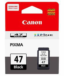 Canon PG47 Black Ink Cartridge For Canon Pixma E460, E400 And E480