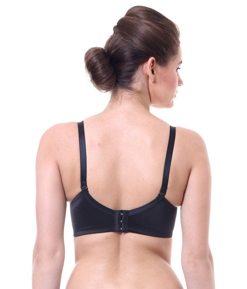 218d53501 Buy Kurvige Black Color Designer Bra Online at Best Prices in India ...