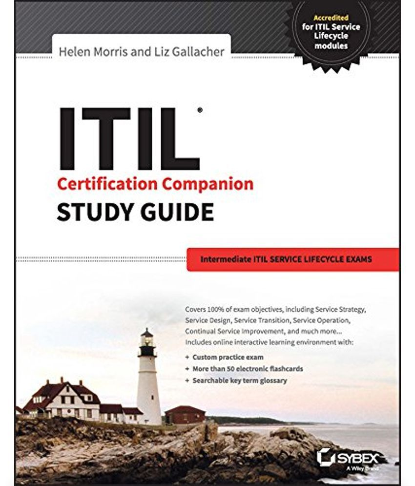 Itil Intermediate Certification Companion Study Guide Buy Itil