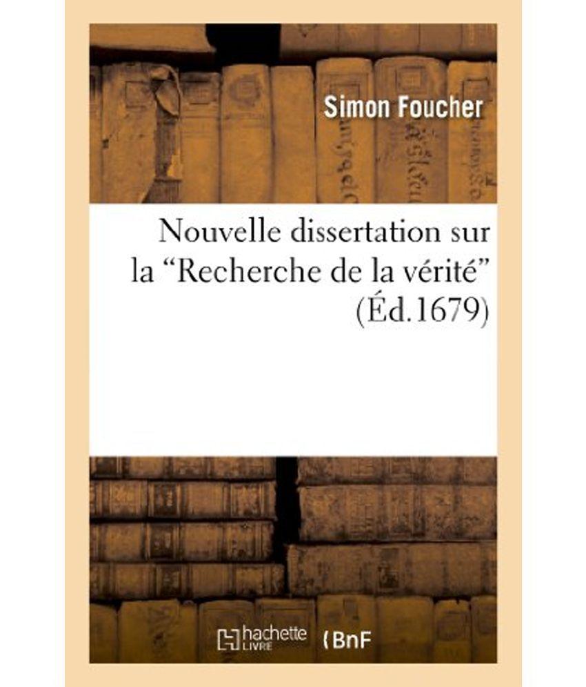 Critique dissertation