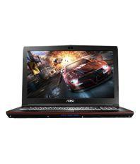MSI GP62 6QF Leopard Pro Notebook (6th Gen Intel Core i7- 16 GB RAM- 1 TB HDD+128GB SSD- (15.6)- Windows 10- 4 GB Graphics)(Black)