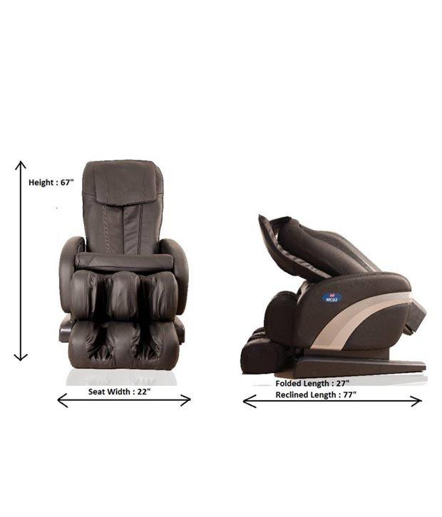 Massage Chairs India Price JSB MC02 Comfort Massage Chair JSB