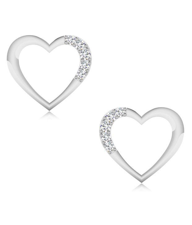 Iskiuski 92.5 Sterling Silver Swarovski Earrings