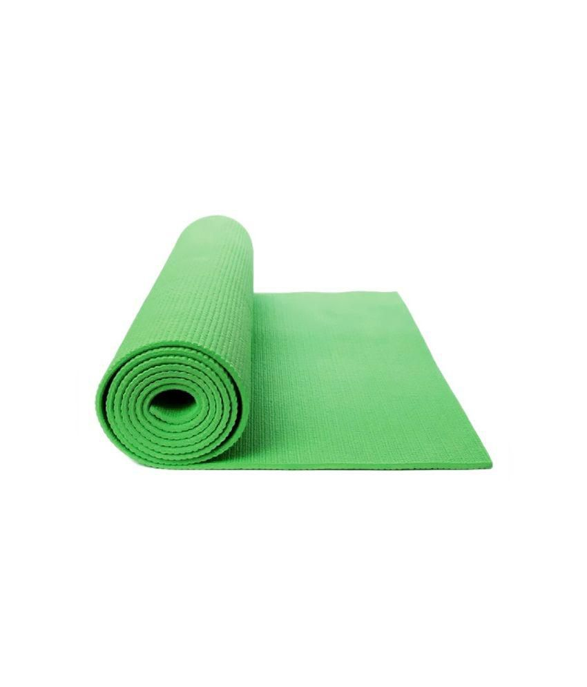 Floor Fashion Green Yoga Mat Buy Online At Best Price On