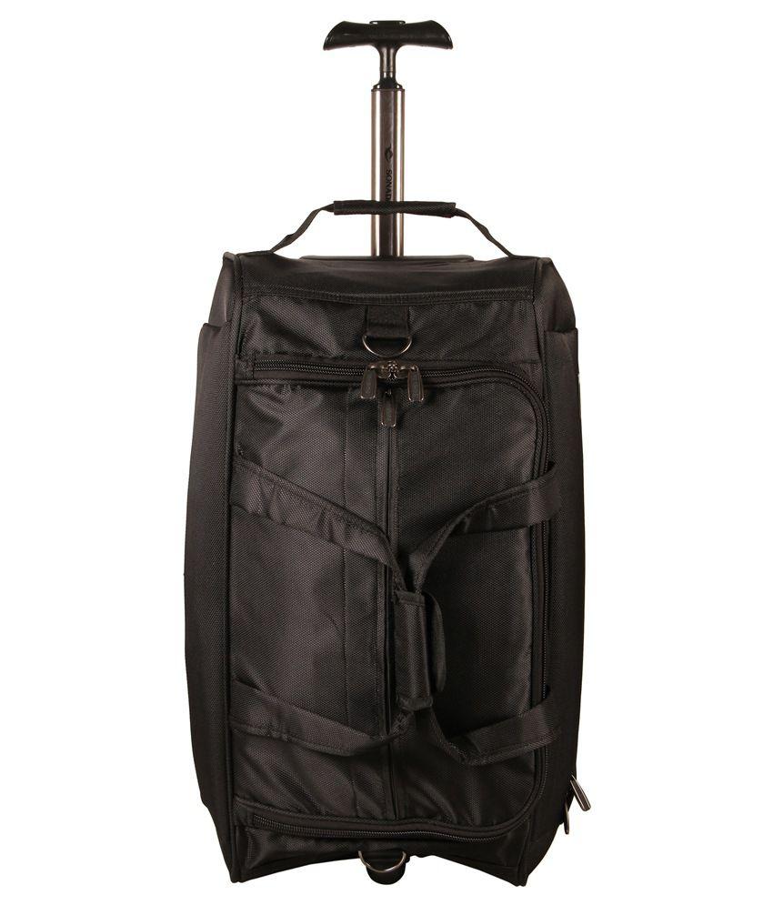 Black Duffle Bag Travel