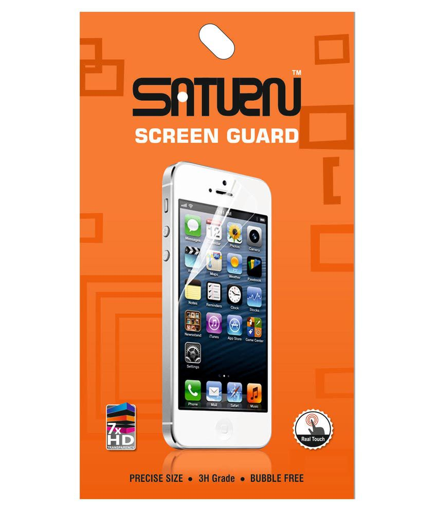 Panasonic P31 Clear Screen Guard by SATURN