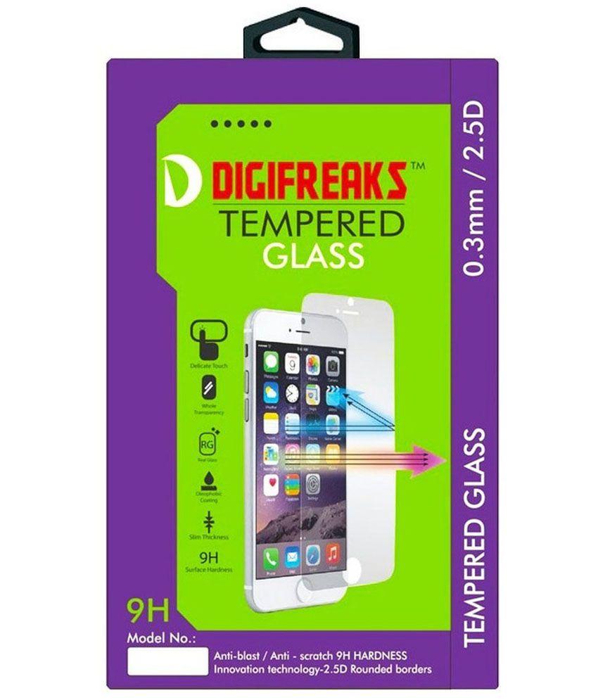Motorola Moto X2 Tempered Glass Screen Guard by Digifreaks