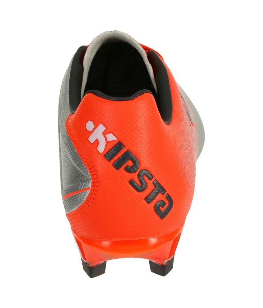 b53d7d4c1437 Kipsta Clr 500 Fg Jr Grey 2015 By Decathlon: Buy Online at Best ...