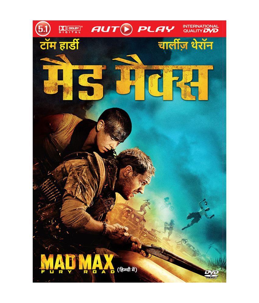 Mad Max Fury Road Autoplay Hindi Dvd Hindi