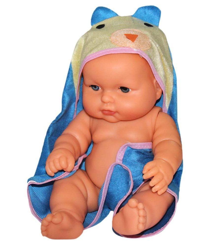 ed784e18e8f Scrazy Cute Towel Baby Doll - Buy Scrazy Cute Towel Baby Doll Online at Low  Price - Snapdeal