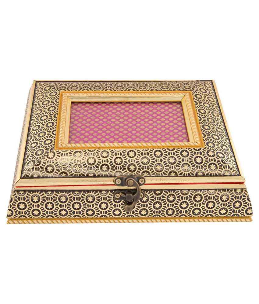 Speaking Frames Designer Jewellery Box