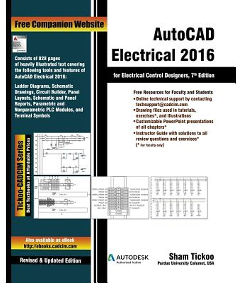 Autocad Electrical 2016 For Control Designers Buy Schematic