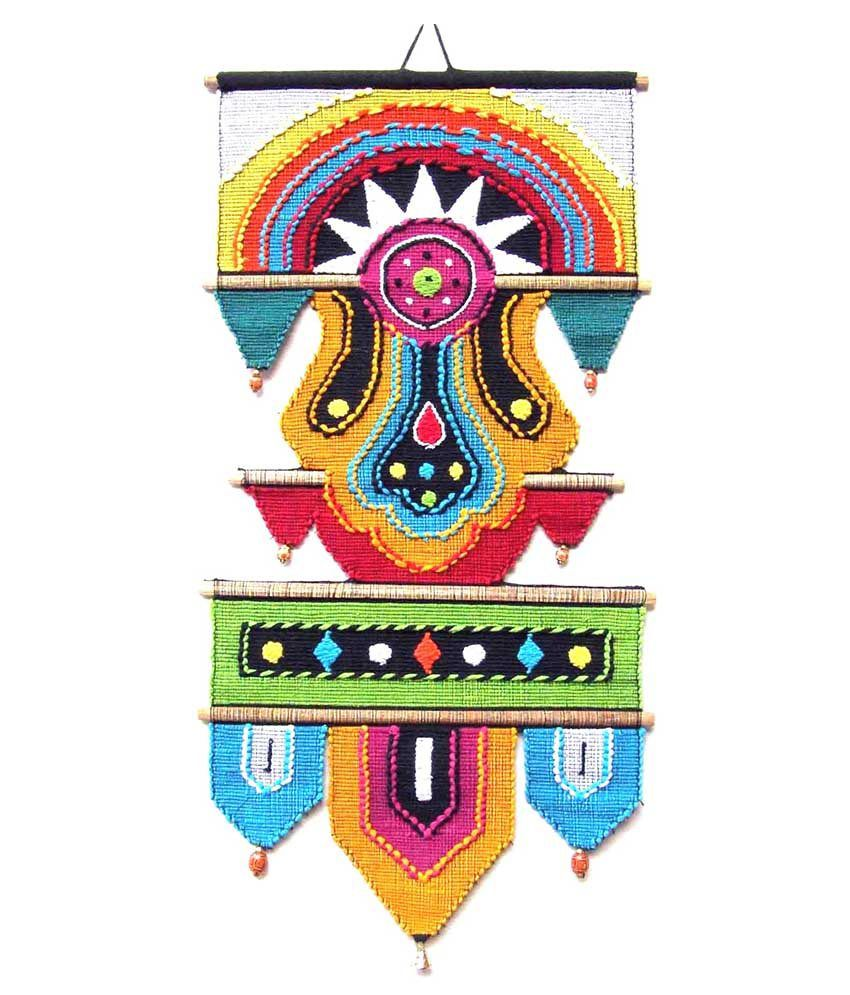 HR ENTERPRISES HR Enterprises Decorative Tapestry Fabric Multi