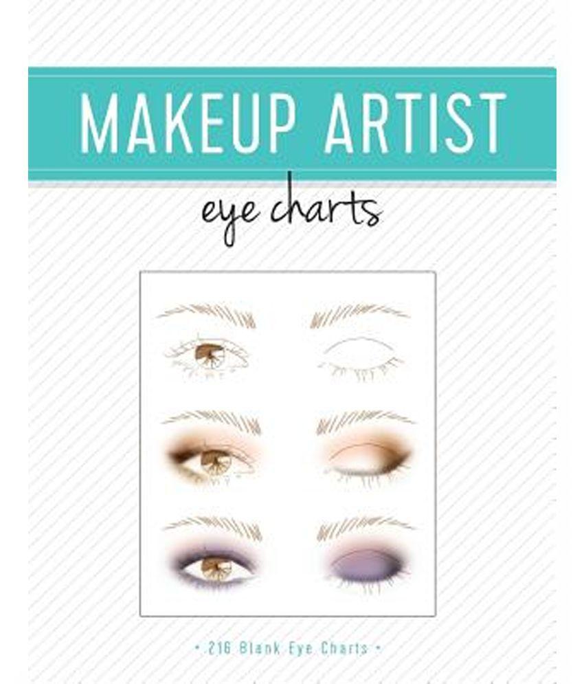 Makeup artist eye charts buy makeup artist eye charts online at low makeup artist eye charts buy makeup artist eye charts online at low price in india on snapdeal nvjuhfo Image collections