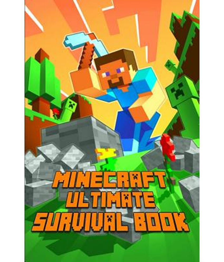 Minecraft: Ultimate Survival Book: All-In-One Minecraft Survival Guide   Unbelievable Survival Secrets, Guides, Tips and Tricks