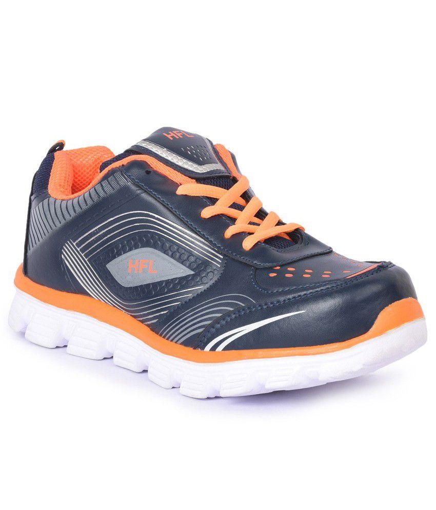 Hafele Black Running Shoes
