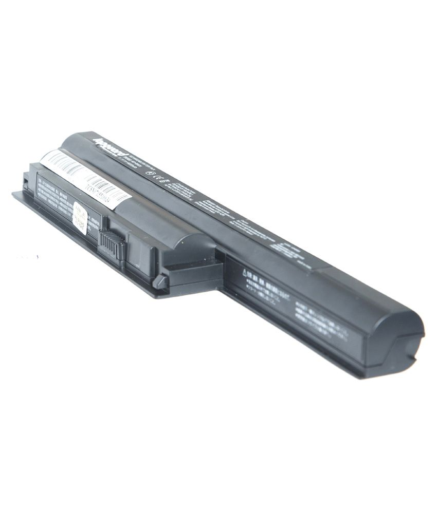 Lapguard 4400 mAh 6 Cell Laptop Battery For Sony VPCEG28FH/P - Black