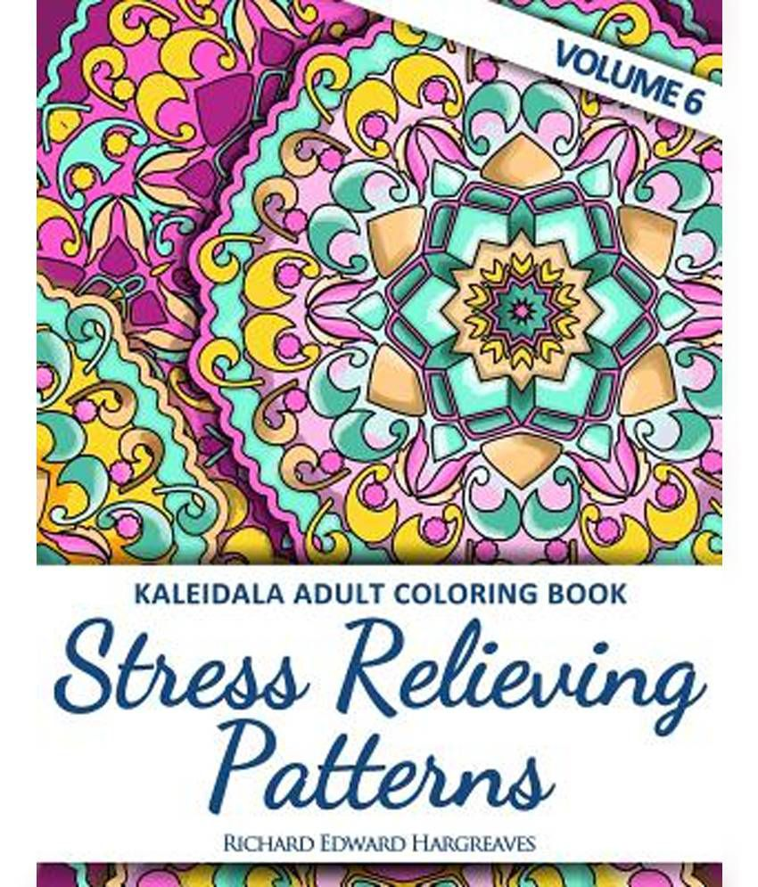 Kaleidala Adult Coloring Book