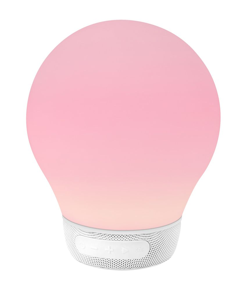 Divoom-AuraBulb-Wireless-Speaker