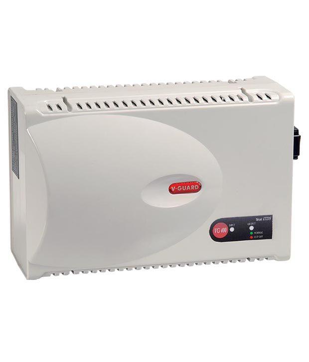 V-Guard VG 400 Voltage Stabilizer for AC