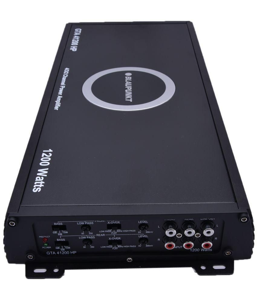 Blaupunkt GTA 41200 HP Amplifier